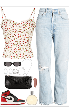 fast & chic outfit