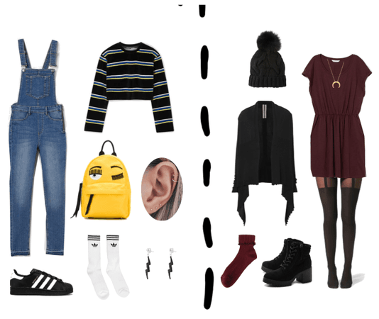 2 fall outfits