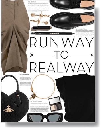 strutting with vivienne 🖤