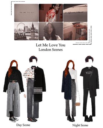 BITTER-SWEET [비터스윗] 'Let Me Love You' MV