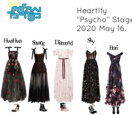 "Heartfly ""Psycho"" stage 200516"