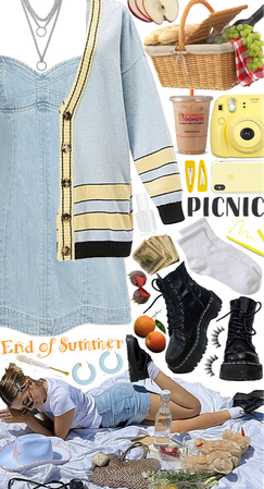 End Of Summer: Picnic