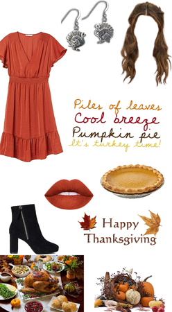 Happy Thanksgiving 🍁