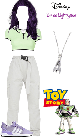 Disneybounding - Buzz Lightyear