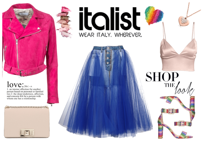 Party look by Italist.com