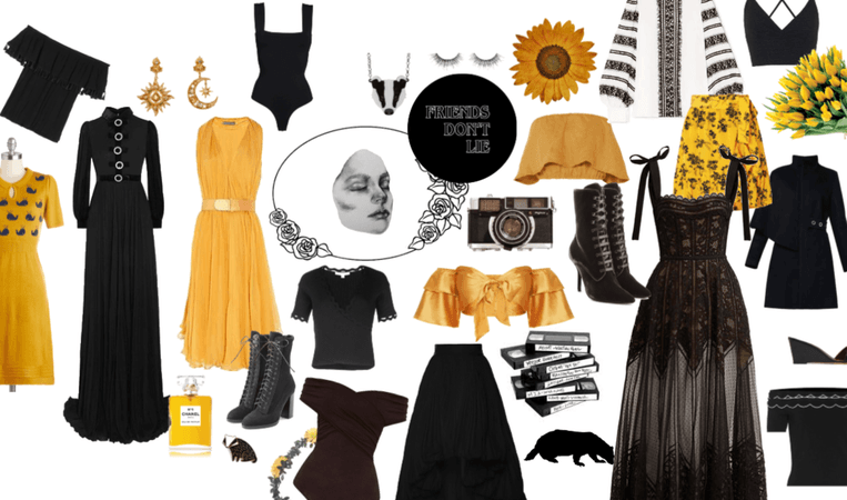 Some Hufflepuff Finds for You