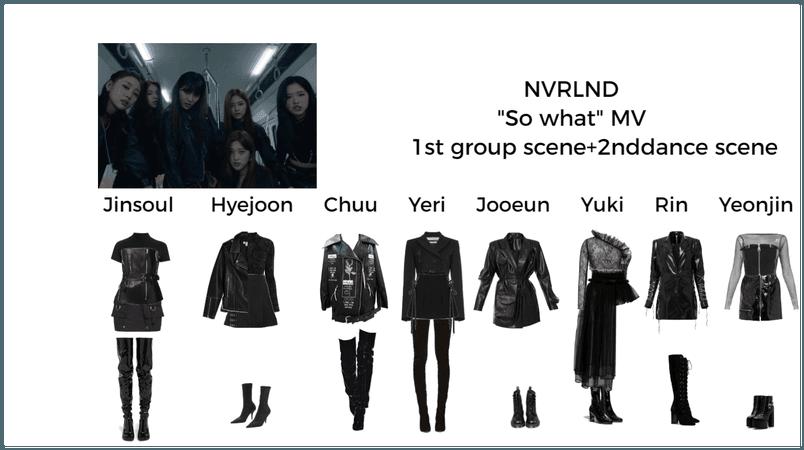 """NVRLND """"So what"""" MV"""