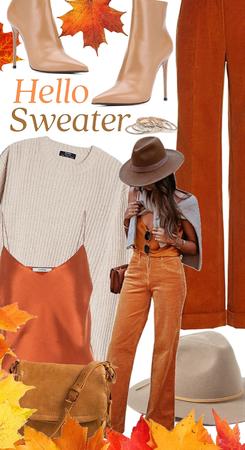 hello sweater