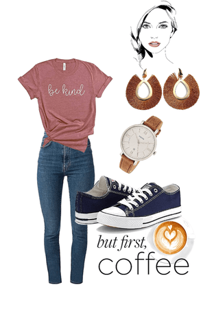Fab look w/ Jeans & Tee