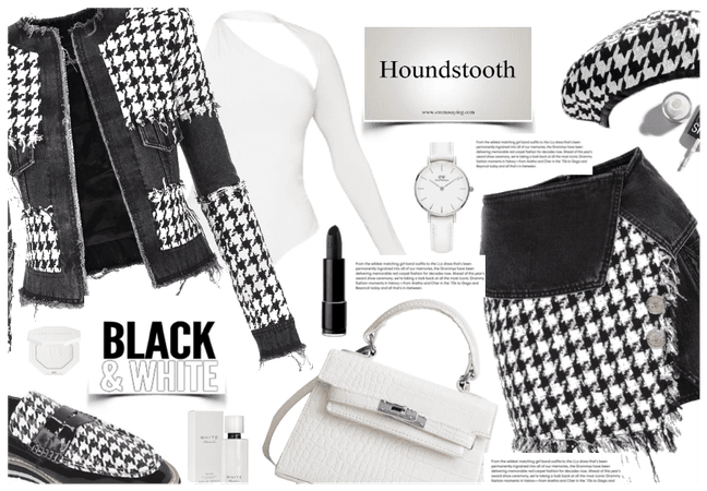 HOUNDSTOOTH VIBES