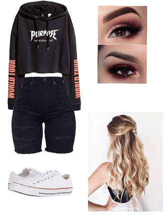 purpose merch outfit