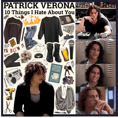 10 THINGS I HATE ABOUT YOU: Patrick Verona