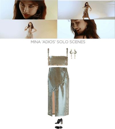 [HEARTBEAT] MINA 'ADIOS' SOLO SCENES