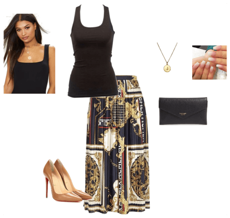 special occasion / date night outfit