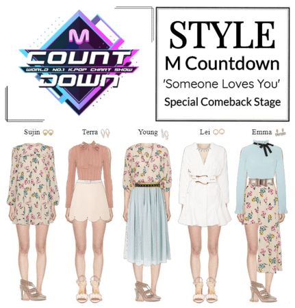 STYLE M Countdown 'Someone Loves You' Special