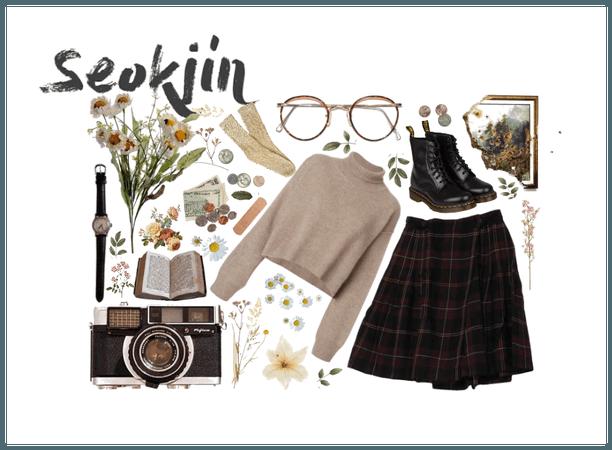 Bts Ideal Girl Outfit | Seokjin