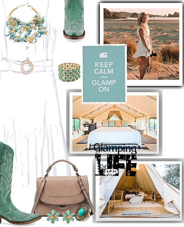Camping in Style- Glamping