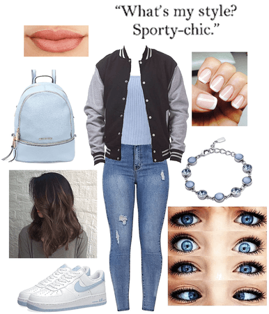 Sporty Chic (My Personal Style)