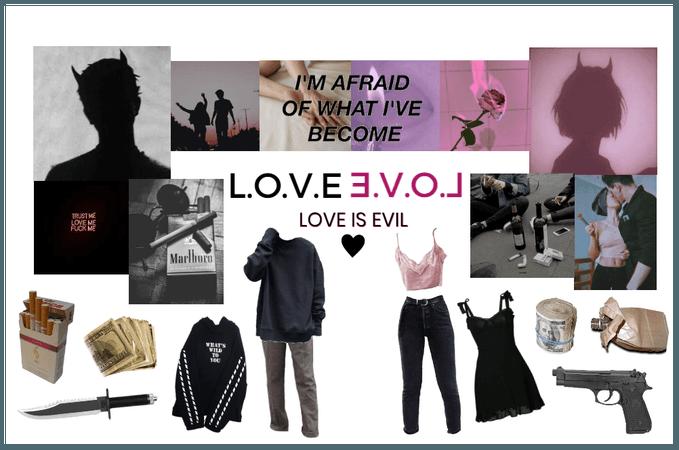 E.V.O.L.