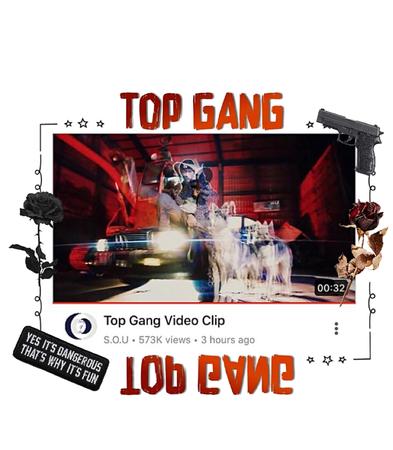 Top Gang video clip