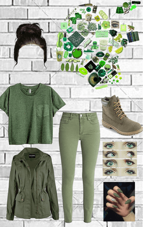 monochrome-green