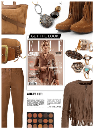 Whats Hot? FRINGE! Get the Look