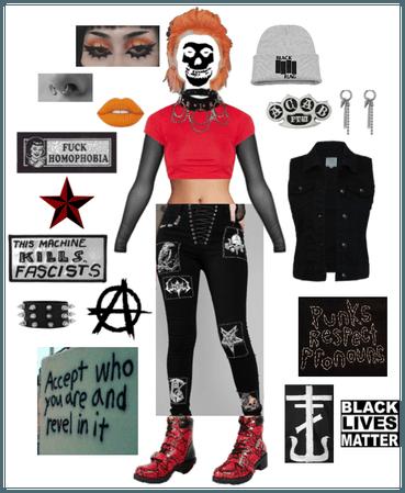 Punk, I Guess