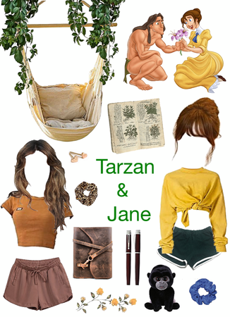 Home School - Tarzan & Jane
