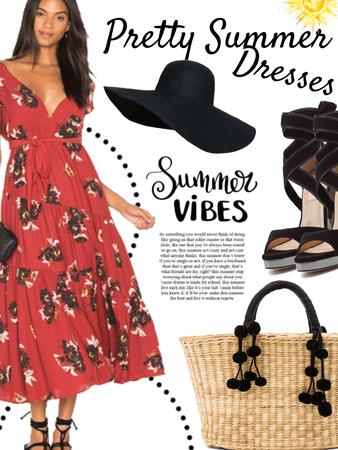 Pretty Summer Dresses