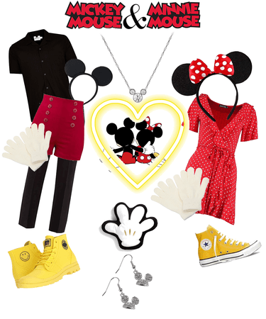 Mickey Mouse inspo