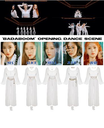 [HEARTBEAT] BADABOOM   OPENING DANCE SCENE