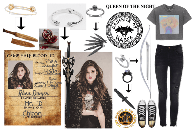 Percy Jackson Daughter of Hades