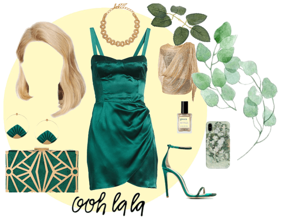 Emerald Cocktail Occasion