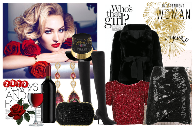 New years eve Dress up