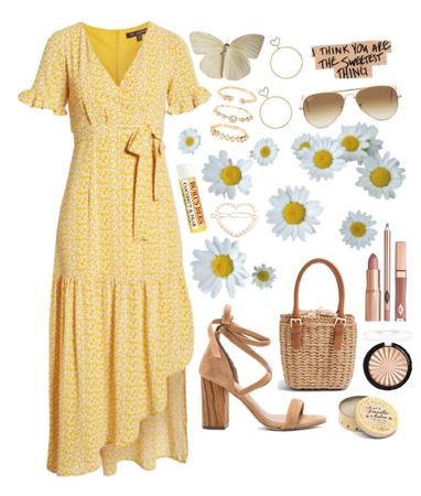 maxi dress kinda outfit