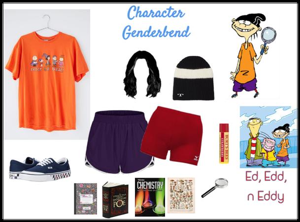 Character Genderbend - Edd