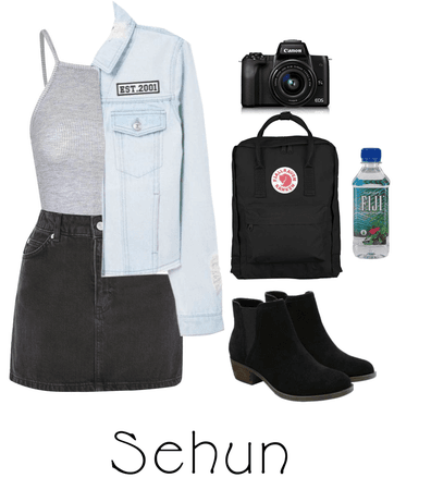 Sightseeing with Sehun | Exo