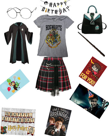 Harry Potter Happy birthday!!!! 🎈🎁🎉