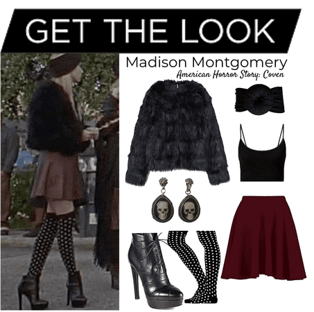 ahs coven Madison Montgomery