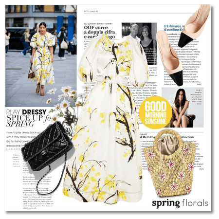 Spring Florals: Play Dressy