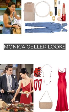 Monica Geller Inspo