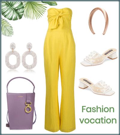 Fashion vocation