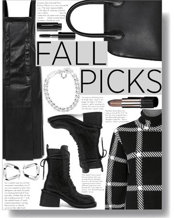 fall picks 🖤