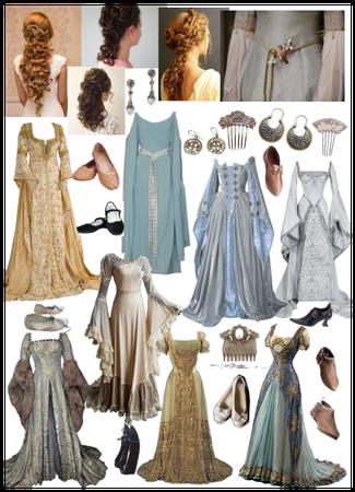 Medieval princesses