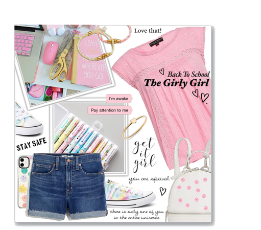 Back to School: The Girly Girl