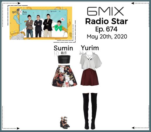 《6mix》Radio Star