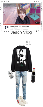 Jason S.O.U Vlog 3
