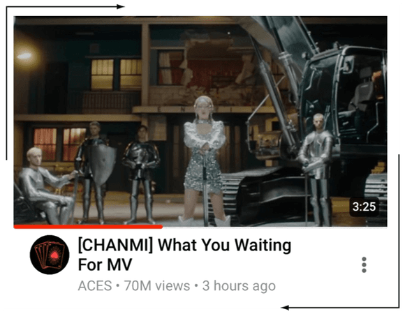 [CHANMI] WHAT YOU WAITING FOR MV