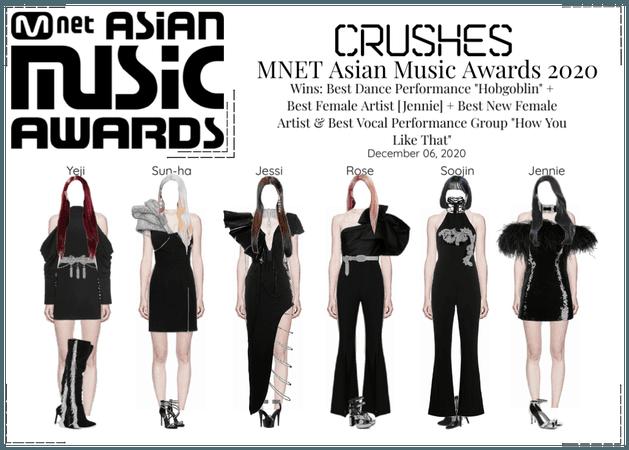 Crushes (호감) MNET Music Awards 2020