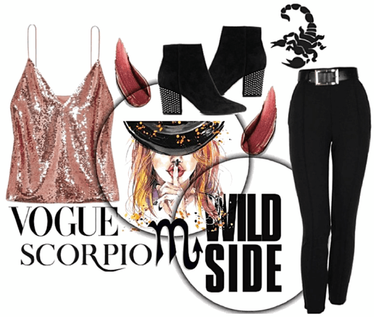 Scorpio Sass N Style